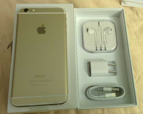 OFFERED: Apple iPhone 6 Plus Latest Model 64GB