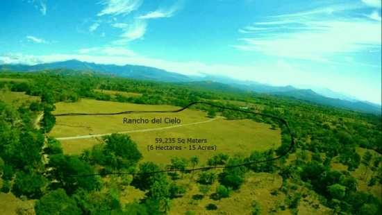 Organic Co-Op Farm Near Boquete, Panama - Six Lots, 15 Acres, River Frontage - By Owner